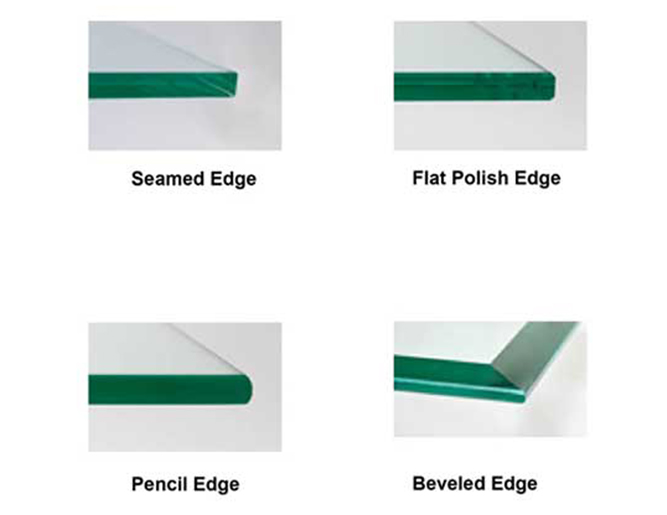 Glass Table Edges