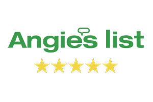 Angie's list reviews 5 stars