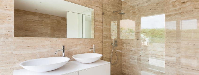 frameless glass railings and panels, Bathroom Remodeling Projects Are at the Top of America's List