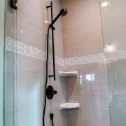 Clear Glass Showers